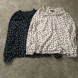 Two Blouses